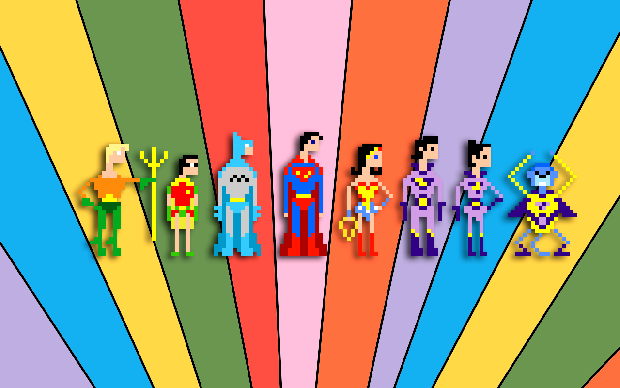 Superfriends 1280x800