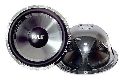 "Woofer SUBWOOFER 15"" PYLE CHOPPER"