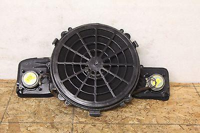 L0314 2000-2006 Mercedes CL500 Rear Subwoofer Speaker CL600 OEM
