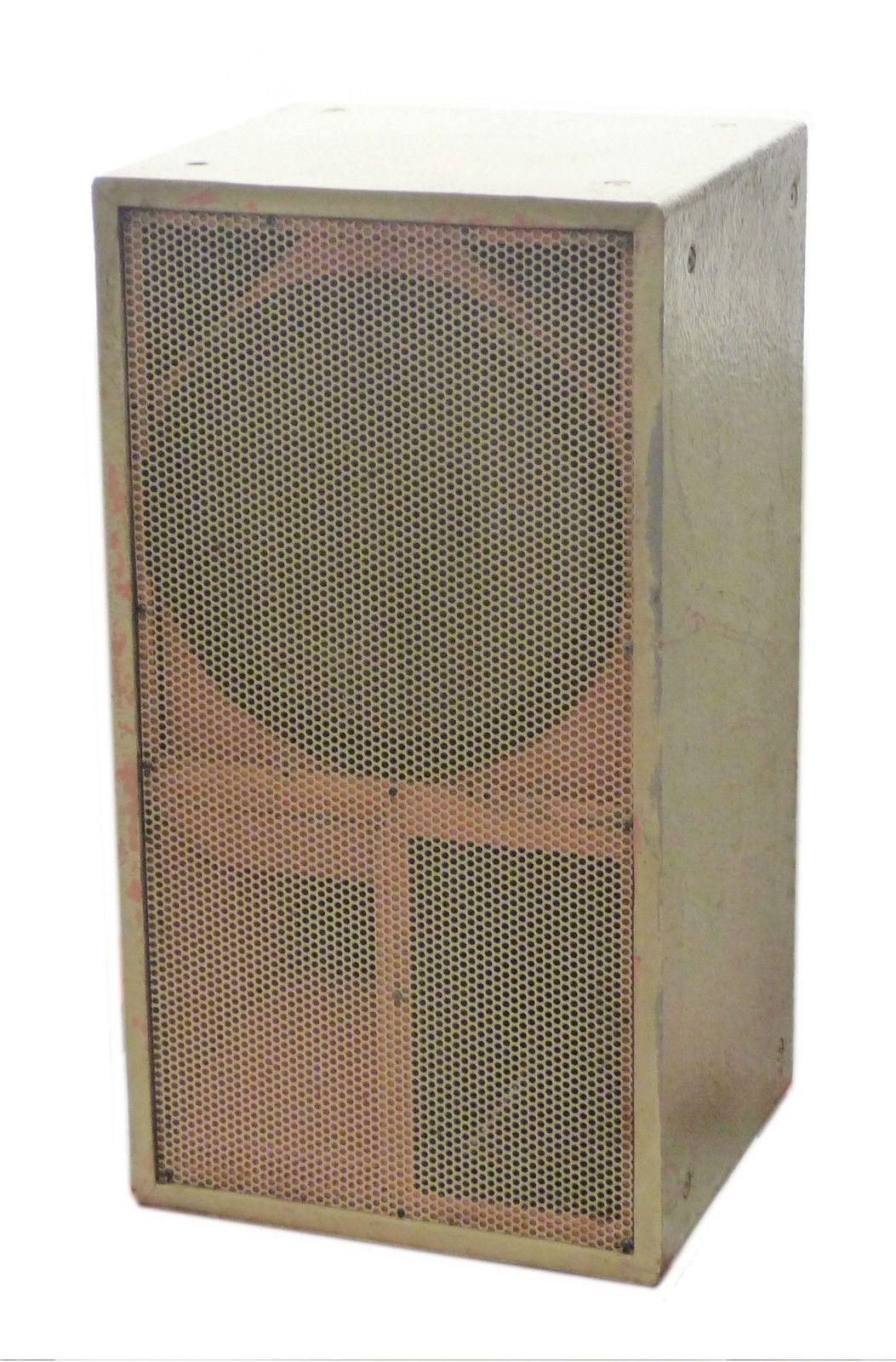 "EAW AS-300ISFX AS300 ISFX 3-WAY HORN-LOADED 15"" SUBWOOFER LOUDSPEAKER SPEAKER"