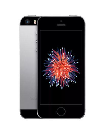 New Apple iPhone SE 64 GB Model A1662 Space Gray Smartphone MLMA2LL/A UNLOCKED