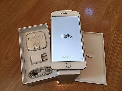 Apple iPhone 6 Plus - 16GB - Silver (Verizon) - Brand New!
