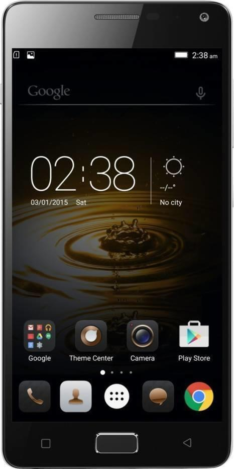 New Lenovo Vibe P1 Turbo (Grey, 32 GB) Unlocked Dual Sim 3 GB RAM | 32 GB ROM