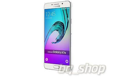 Samsung Galaxy A7(2016) A710FD 4G White 16GB 13MP 5.5 Android Phone By FedEx