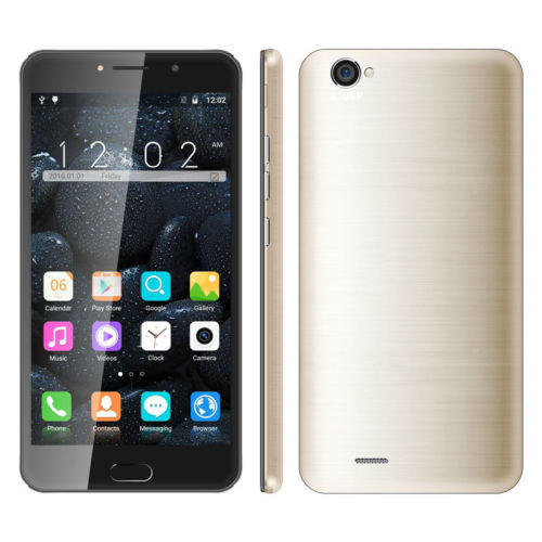 6.0 Inch Big Screen Mobile Phone X-BO Super 5 Dual SIM 3G Smartphone GPS WIFI HT