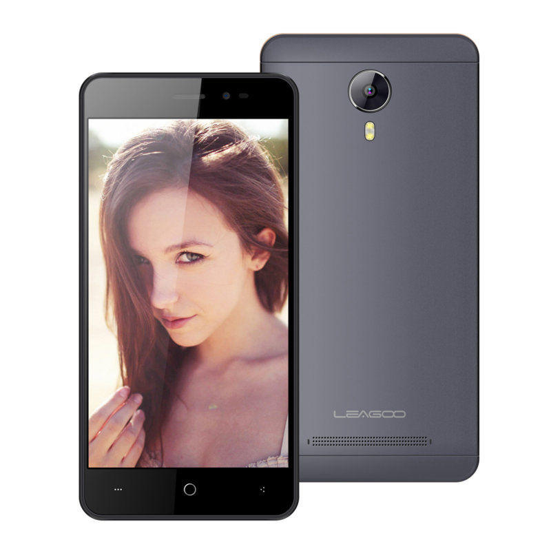 "Leagoo Z5 Black,5"", 1GB RAM 8GB ROM, Android 6.0 3G Smartphone Quad Core 1.3GHz"