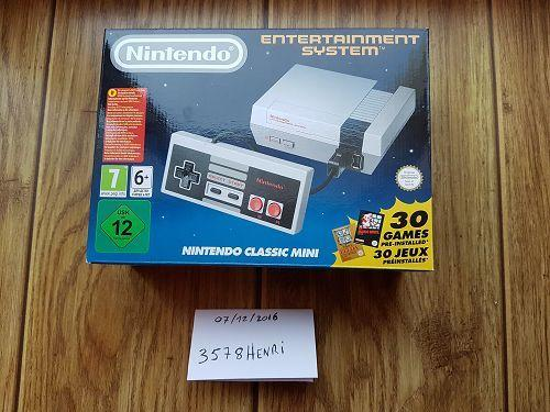 Nintendo Classic Mini Neuve Reviews Rating By Ron Ovadia
