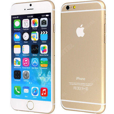Apple iPhone 6 Plus a1522 16GB GSM Unlocked Gold Silver or Gray Refurbished