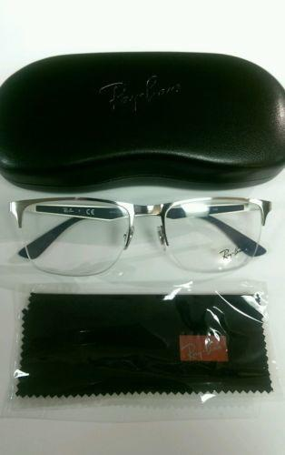 New Authentic Ray Ban 6362 Eyeglass Frames Retail $130!!