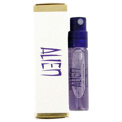 ALIEN by THIERRY MUGLER ~ Women's Vial (sample) EDP .05 oz