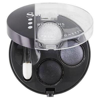 sous blister trio d ombres a paupieres smoky eyes N°01 gris dandy bourjois