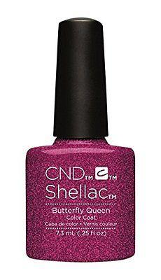 CND Shellac Smalto per Unghie, Butterfly Queen