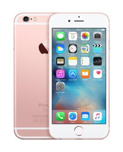 Apple iPhone 6s - 16GB - Rose Gold (Verizon) Unlocked Smartphone *New Open*