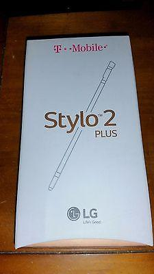 New! LG Stylo 2 Plus T-Mobile 16GB 4G LTE