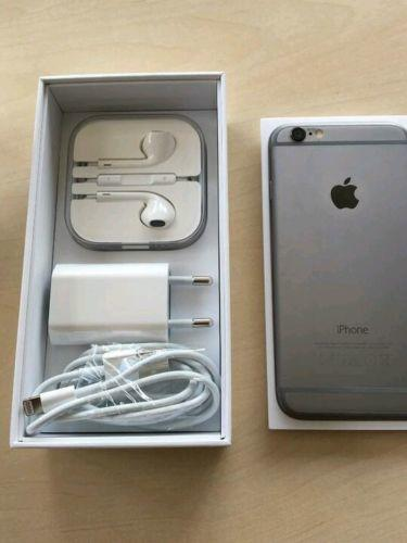 Iphone 6 128 gb silber