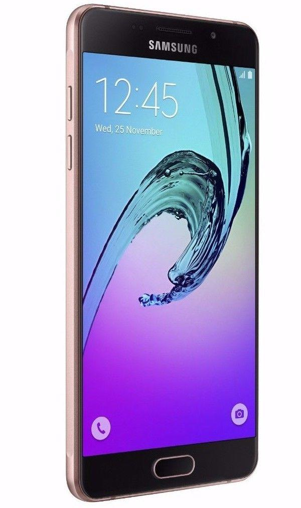 "Samsung Galaxy A5 2016 SM-A510Y/DS Pink Gold (FACTORY UNLOCKED) 5.2"" ,13MP"