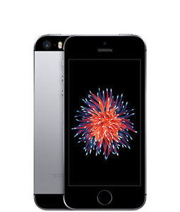 BRAND NEW Apple iPhone SE - 16GB - Space Gray UNLOCKED Smartphone SEALED!