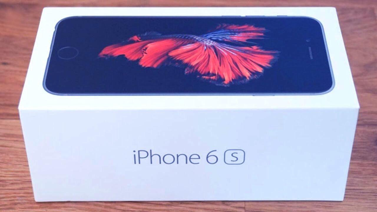 New! Apple iPhone 6S 64GB Space Gray for Sprint - Opened Box