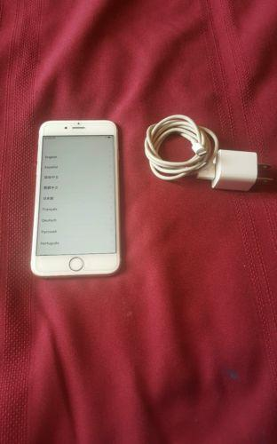 Apple iPhone 6S 16GB Rose Gold A1688 Sprint Bad IMEI