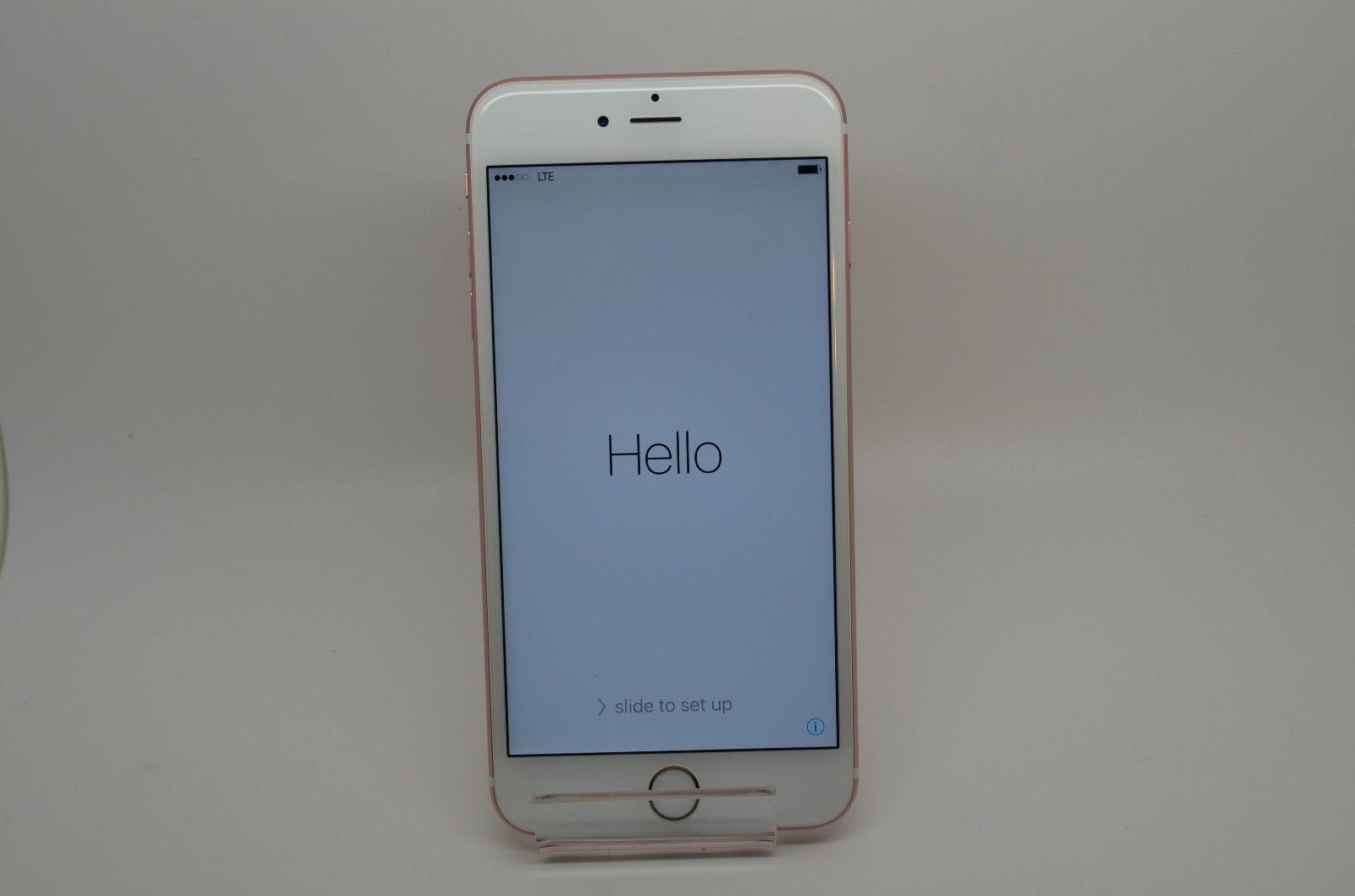 the latest c4077 5efe6 Apple iPhone 6s - 16GB - Rose Gold (Sprint) Smartphone Clean ESN! Great  Cond!