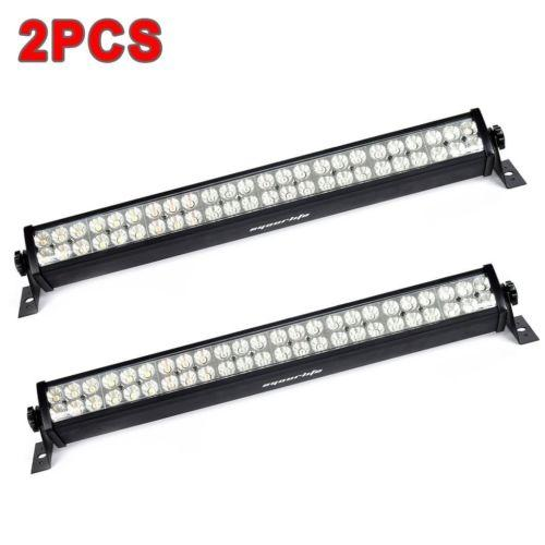 Eyourlife 2PCS 48PCS DMX512 3/12CH 8Colors Leds Wall Wash Light Bar
