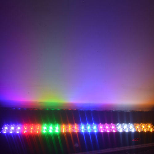 "Eyourlife 24"" 48x3W LED Wall Wash Light Bar DMX512 DJ Stage Show Home Effects"