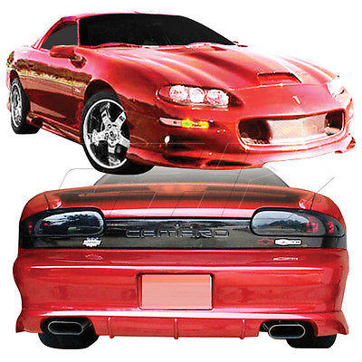 Extreme Dimensions Urethane Urethane Vortex Body Kit 4 Pc For Camaro Chevrole