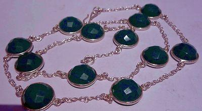 Green onyxIrregularFunky Chain/Fashionable Jewelry@DSC03117