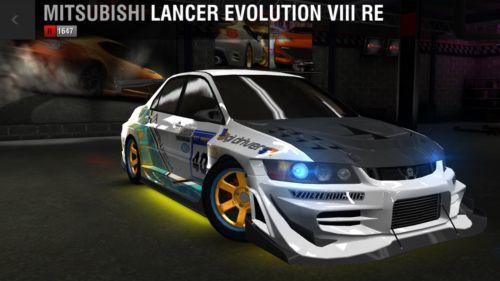 Racing Rivals Evo Re ( Turf Rare Evolution Top 5 1st Place Fp Wheels Rims )