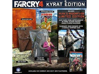 Far Cry 4 Kyrat Edition for Xbox One ✔NEW✔