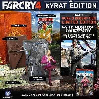 Far Cry 4 Kyrat Edition for Sony PS3 ✔NEW✔