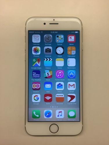 Apple iPhone 6S (Latest Model) - 128GB - Verizon - Gold Smartphone