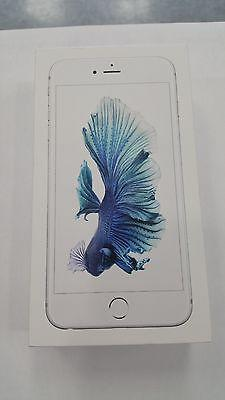 ### SALE- Apple iPhone 6 S  - 16GB - Silver - UNLOCKED - BRAND NEW + WARRANTY !!