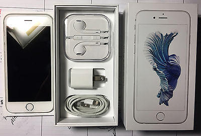 Apple iPhone 6s - 64GB - Silver (Verizon) Smartphone