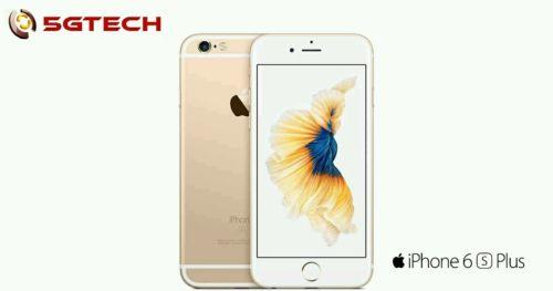 Apple iPhone 6S Plus, GOLD 64GB, (UNLOCKED) New & Sealed, 1 Year Apple Warranty