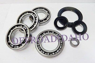 FRONT DIFFERENTIAL BEARING & SEAL KIT YAMAHA WOLVERINE 450 YFM45FX 2006-2010 4WD