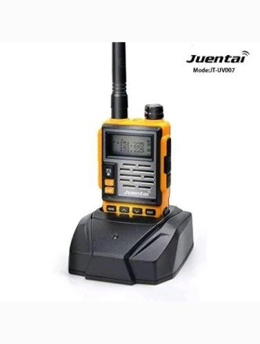 JUENTAI JT-UV007 Dual-Band Ham Two-Way Radio -Profes grade  rechargeable  -🆕