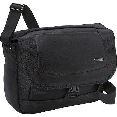 Samsonite Xenon 2 Messenger Bag - Black