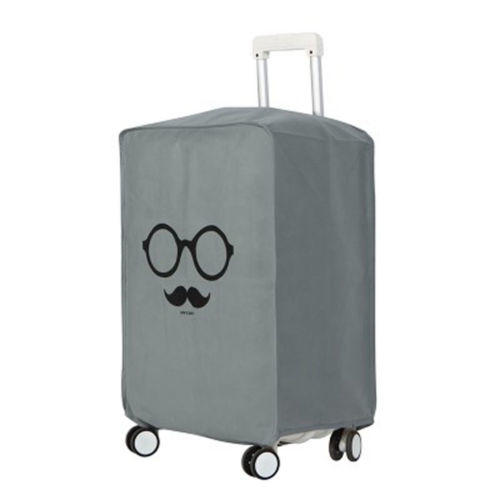 28'' Durable Dust-Proof Cartoon Travel Portable Luggage Cover Suitcase Protector