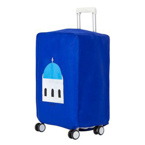 Portable Cute Dust-Proof Travel Dustproof Boarding Cover Luggage Trolley 28''