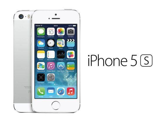 Straight Talk Apple iPhone 5S 16GB 4G White/Silver LTE Smartphone Apple Warranty