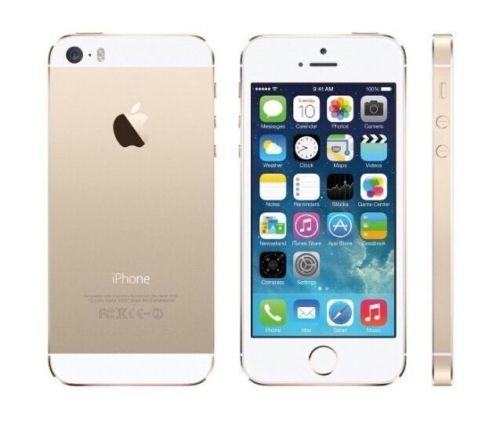 Brand New Apple iPhone SE 32GB Gold (Virgin Mobile) Sealed In Box MP8R2LL/A