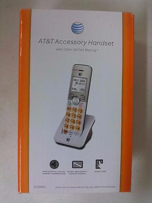 AT&T EL50005 Accessory Handset Cordless Telephone With Caller ID/Call waiting