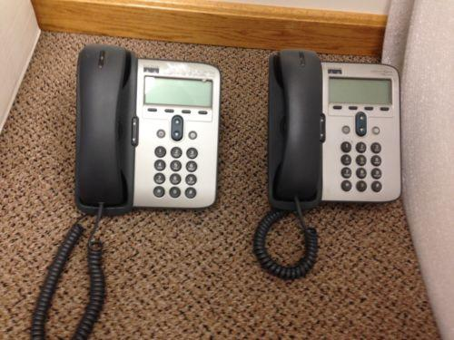 (2)Cisco IP Phone 7905 series