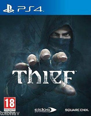 Thief (Sony PlayStation 4 PS4 Game) Brand New Sealed