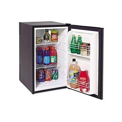 2.3 Cu.Ft Superconductor Refrigerator, Black