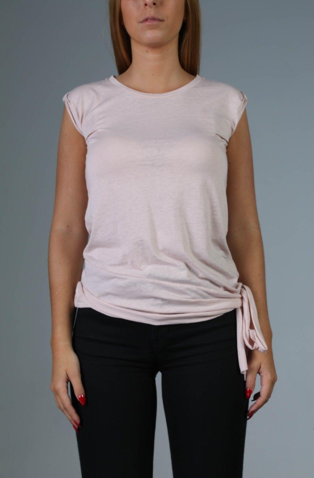 Women Lauryn Sleeveless Tee Size XS