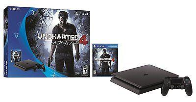 Sony Uncharted 4: A Thief's End PlayStation 4 Bundle