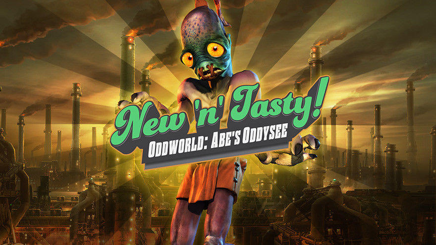 Oddworld: New 'n' Tasty Steam Key All Regions