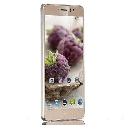 XGODY 5.5 Smartphone Unlocked Android 5.1 Quad Core 2SIM 3G WIFI GPS Cell Phone